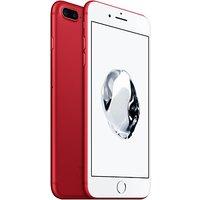Apple iPhone 7 Plus, iOS 10, 5.5, 4G LTE, SIM Free, 128GB, (PRODUCT)RED