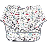 Bumkins Urban Birds Bib, Multi