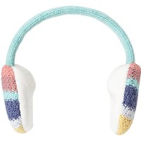 John Lewis Children's Colour Block Ear Muffs, Multi