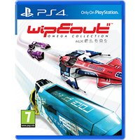 WipEout Omega Collection, PS4