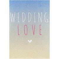 Belly Button Designs Wedding Love Card