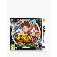 Yo-Kai Watch 2: Bony Spirits, Nintendo 3DS
