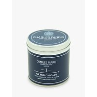 Charles Farris Signature Grand Cascade Scented Candle Tin