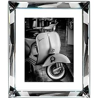 Brookpace, The Manhattan Collection - Vespa Ii Framed Print, 56 x 46cm