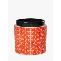 Orla Kiely Linear Stem Kitchen Storage Jar, 1L