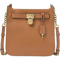 MICHAEL Michael Kors Hamilton Leather Medium Shoulder Bag