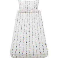 little home at John Lewis Country Fairies Fitted Sheet and Pillowcase Set