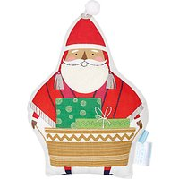 little home at John Lewis Lima Llama 3D Santa Cushion