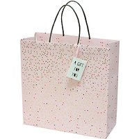 Belly Button Designs Pink Gift Bag