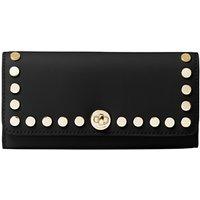 MICHAEL Michael Kors Rivington Studded Leather Wallet Purse