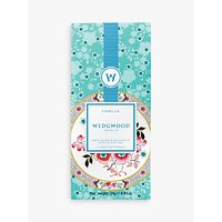 Wedgwood Wonderlust Camellia 12 Pack Blossoms and Green Tea Blend, Black/Multi, 24g