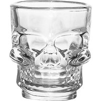 Mixology Skull Shot Glasses, Set of 4