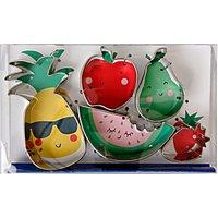 Meri Meri Fruit Cookie Cutters, Set of 5