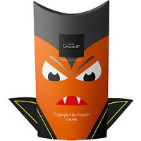 Hotel Chocolat Halloween Cryptopher the Vampire Caramel Chocolate Boo Box, 145g