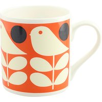 Orla Kiely Early Bird Mug, 300ml