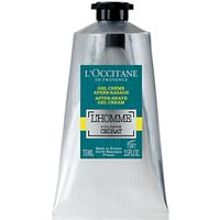 L'Occitane L'Homme Cologne Cedrat After Shave Gel Cream, 75ml