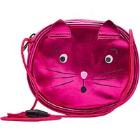 Little Joule Childrens Cat Party Bag, Pink
