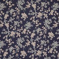 John Lewis Lorelai Furnishing Fabric, Blue
