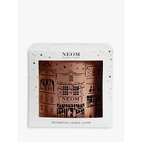 Neom Organics London Hurricane Candle Cover