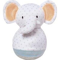 Manhattan Toy Playtime Elephant Roly Poly Plush Soft Toy