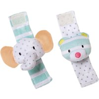 Manhattan Toy Playtime Wrist Rattle Set