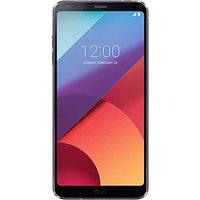 LG G6 Astro Smartphone, Android, 5.7, 4G LTE, SIM Free, 32GB