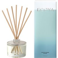 Ecoya Spiced Ginger & Musk Diffuser, 200ml