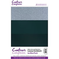 Crafters Companion Luxury Cardstock, Pack of 30