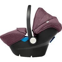 Silver Cross Simplicity Group 0+ Baby Car Seat, Claret