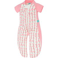 ergoPouch Baby Cherry Sleepsuit, Pink, 1 Tog
