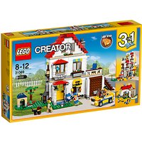 LEGO Creator 31069 3-in-1 Family Villa