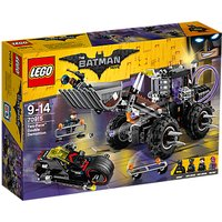 LEGO The LEGO Batman Movie 70915 Two-Face Double Demolition