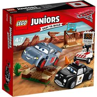 LEGO Juniors 10742 Disney Cars Willy's Butte Speed Training