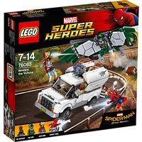 LEGO Super Heroes 76083 Beware the Vulture
