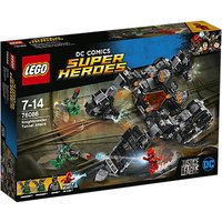 LEGO Super Heroes 76086 Justice League Knightcrawler Tunnel Attack