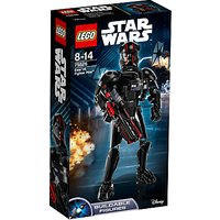 LEGO Star Wars The Last Jedi 75526 Elite TIE Fighter Pilot