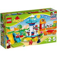 Lego Duplo 10841 Fun Family Fair