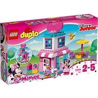 LEGO DUPLO Disney Junior 10844 Minnie Mouse Bow-tique