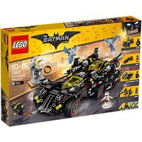 LEGO The LEGO Batman Movie 70917 Ultimate Batmobile