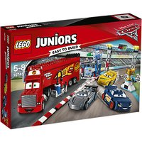 Lego Juniors 10745 Pixar Cars Florida 500 Final Race
