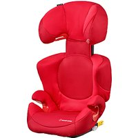 Maxi-Cosi Rodi XP Fix Group 2/3 Car Seat, Poppy Red