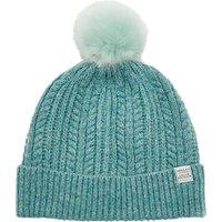 Joules Bobble Lambswool Blend Bobble Hat
