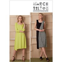 Vogue Womens Dress Sewing Pattern, 9254