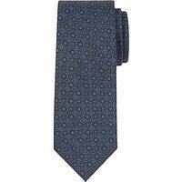 Calvin Klein Floral Silk Tie