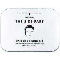 Men's Society The Side Part Hair Grooming Kit