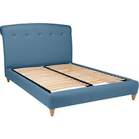 Peachy Bed Frame by Loaf at John Lewis in Clever Linen, Super King Size