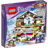 LEGO Friends 41322 Snow Resort Ice Rink