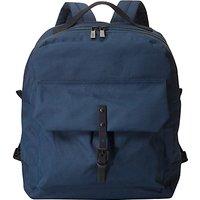 Ally Capellino Ian Ripstop Nylon Backpack, Navy