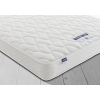 Silentnight Sleep Soundly Miracoil Comfort Divan Base and Mattress Set, FSC-Certified (Picea Abies, Chipboard), Firm, Double