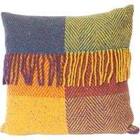 Avoca Heavy Herringbone Wool Cushion